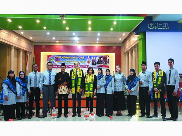 MoU Rajamangala University of Technology Krungtep (UTK) Thailand