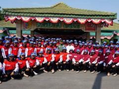 Empat Siswa Anggota Paskib Nusa Lolos Seleksi Tim Paskib HUT Kemerdekaan 2018